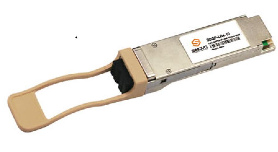 SINOVO Telecom Release out 100G CFP4 &QSFP28