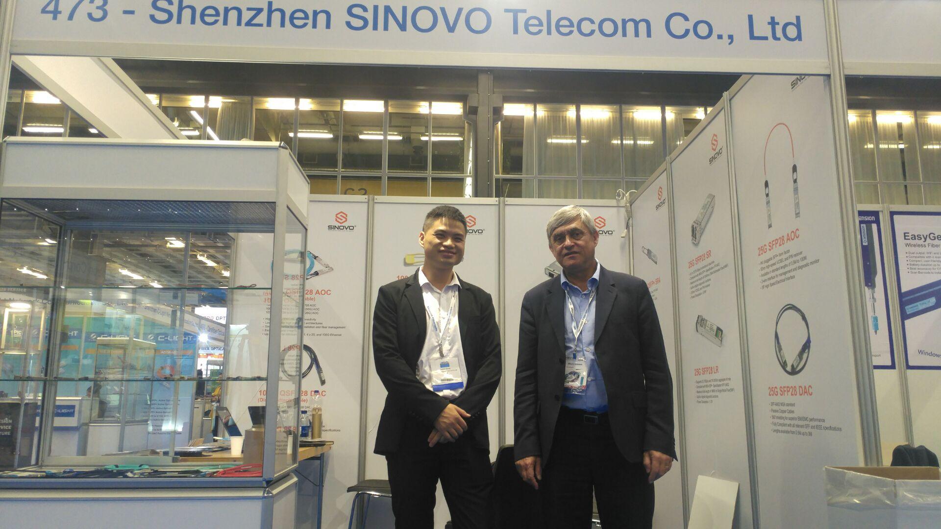 Sinovo as the Green Data Center Solutions Leader